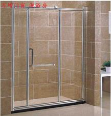上海万增门窗订做8902型移门淋浴房