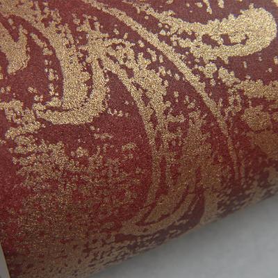 mj玛尚无纺布壁纸 欧式大马士格墙纸 客厅卧室背景墙壁纸 288yg