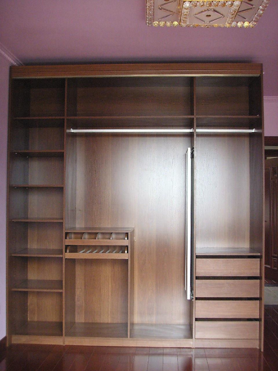 好莱客定制衣柜柜体板材经典系列密度板