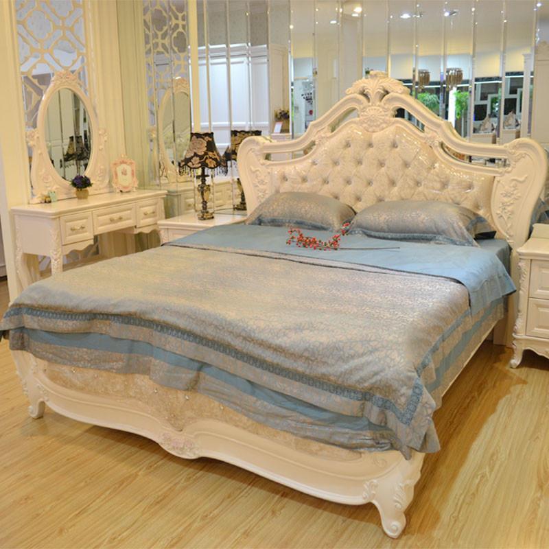 900 环保实木床成人松木床单人床双人床 商城价:1000元 已销售:1件