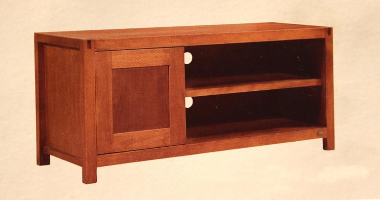 红胡桃木电视柜 客厅家具 明珠实木