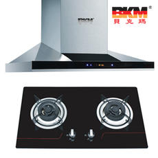 贝克玛厨房电器套餐 BKM A9-6油烟机+0701灶具