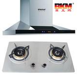 贝克玛BKMA9-6+XA63吸油烟机+灶具厨房电器两件套