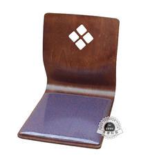 曲木椅榻榻米 懒人沙发日韩式椅子地板椅无腿椅和室椅飘窗椅