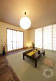 和室榻榻米格子窗 障子窗 推拉移门 实木窗 日式窗 隔断屏风