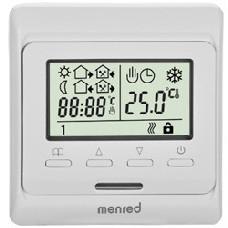 【电地暖专用】E51曼瑞德智能温控器【发热电缆】