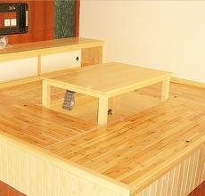 唐蕴和室 榻榻米和室桌旋转桌日式桌子炕桌日式升降桌矮桌几桌
