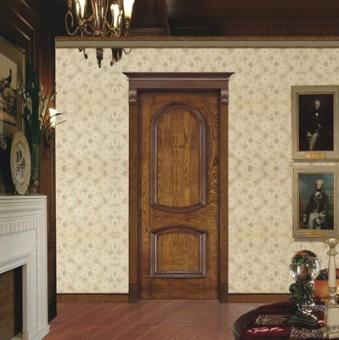 百家旺室内门套装门复合实木门卧室门免漆门010