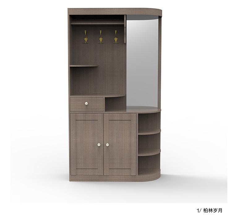 好莱客定制衣柜书柜酒柜现代门厅柜