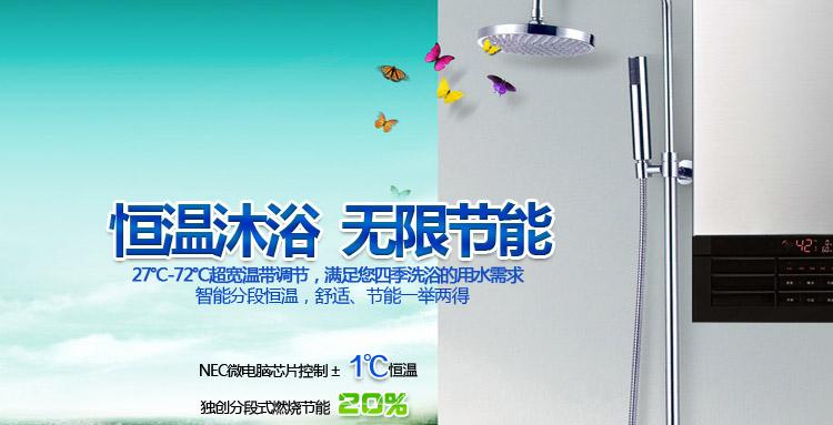 前锋热水器【图片 价格