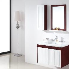 箭牌卫浴旗舰店 实木浴室柜APG391/APGM391-A