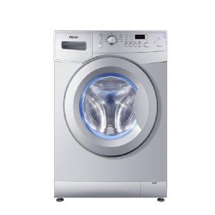 海尔滚筒洗衣机xqg60-1079 6kg