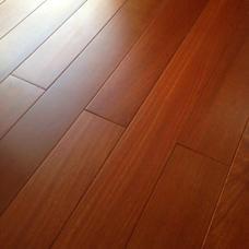永顺地板 娑罗双实木油漆地板600*90*18