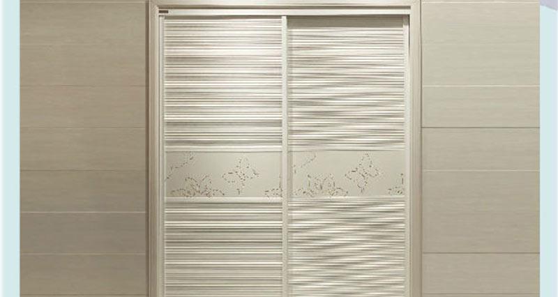 啞白平開門衣柜【圖片 價格 品牌 評論】-刨花板衣柜