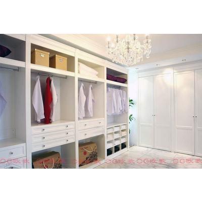 整体衣柜 杉木板衣柜 【欧歌】定制 衣柜,衣帽间 e0级实木生态板