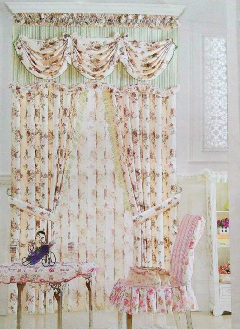 窗帘布纱/英式窗帘/红磨坊窗帘/窗帘图片