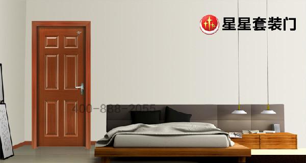 星星木门欧式六框室内门木门【图片 价格 规格 评价】