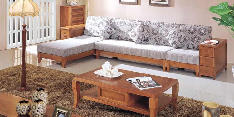 A408西南家具实木方向转角左右沙发a家具v家具桦木官网林河图片