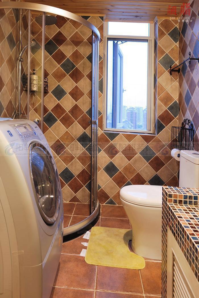 彩岩系列瓷砖厨房卫生间地中海风格仿古砖墙砖地砖165