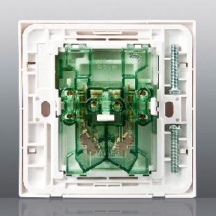 松下开关插座佳典纯系列空调插座三孔16a面板wms106