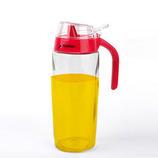 大号欧式玻璃液体油瓶 厨房好帮手 500ml