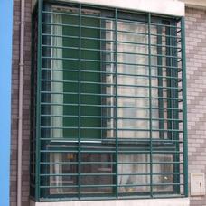 【万增门窗】上海防盗门窗定制 绿色防盗窗 万增上门测量