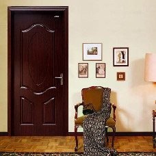 星星套装门欧式椭圆门室内门