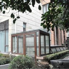 【万增门窗】上海断桥铝阳光房付款链接 正品门窗假一罚十