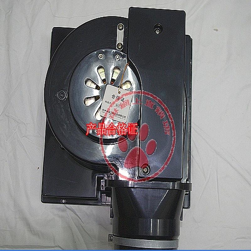 换气扇 pt901d 银灰色   大轮径,超低噪音设计;  产品说明;磨砂银色铝