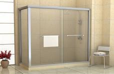 美丽华淋浴房巨人型(直角两移门)
