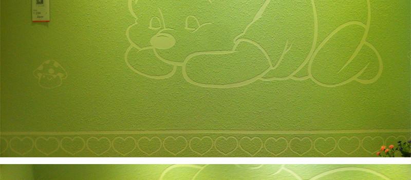 松宇液体壁纸数码图案硅藻泥【图片