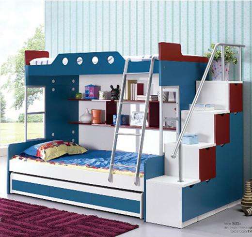 简驰儿童家具双层床上下床子母床高低床母子床上下铺