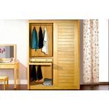 【达芬奇密码】实木板衣柜◆高档实木板生态板衣柜