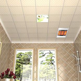得尓嘉集成吊顶 铝扣板厨房卫生间