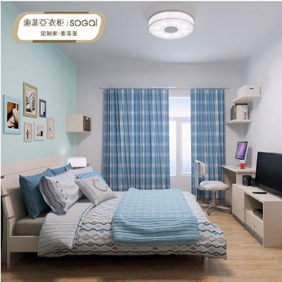 欧式diy设计整套卧室家具衣柜床书柜电视柜图片