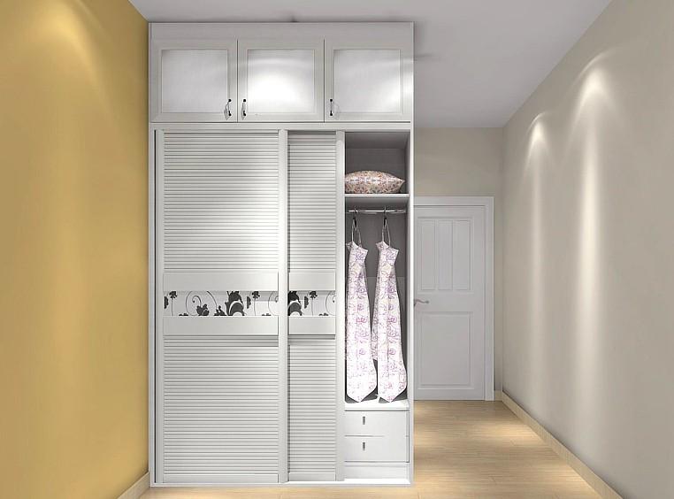 整体衣柜+3d家居设计图【图片