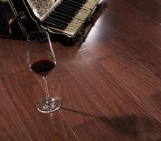 永顺地板 实木复合地板 黑胡桃 910*120-130*15