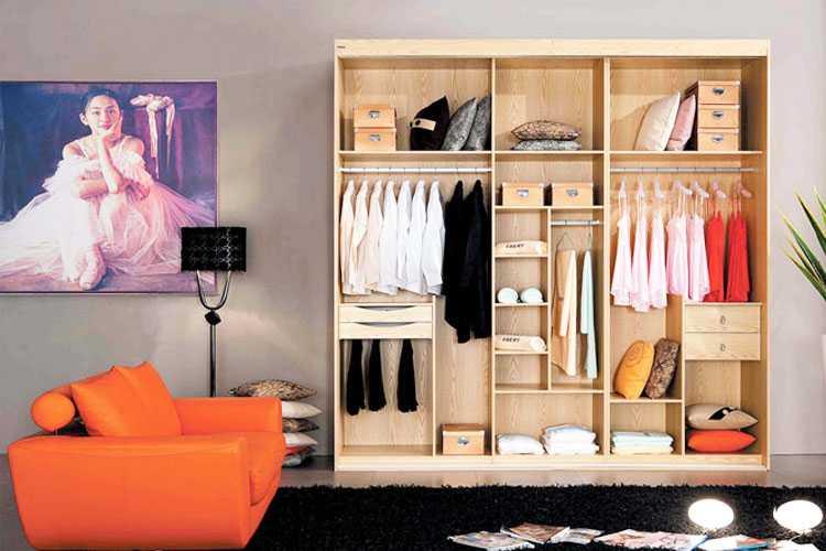 衣柜内部合理设计图2015款2米