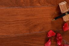永顺地板 实木地板 亚花梨900*90-98*18