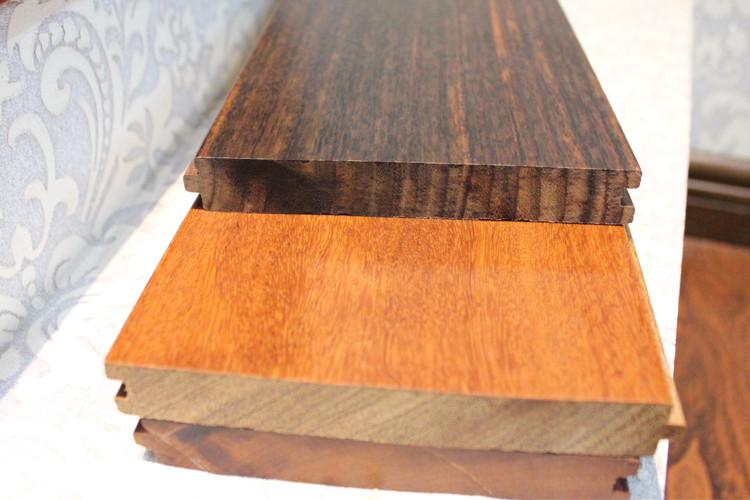 新振泰山精品红木地板东南亚红酸枝实木地板 名贵木材