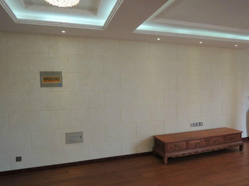 艺术背景墙 大森林硅藻泥 砖艺