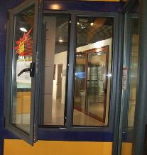 【万增门窗】中美合资品牌新美鱼断桥中空隔音 60节能品牌门窗