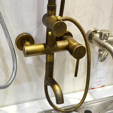三出水花洒 BKM 8872 贝克玛卫浴 淋浴柱