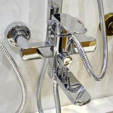 三出水花洒 BKM 8860 贝克玛卫浴 淋浴柱