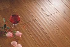 永顺地板 实木地板 橡木仿古710*120-125*18