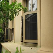 万增门窗 金钢网防盗纱窗 防护纱窗上海免费上门测量