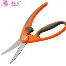 选夫人 剪刀 剪鸡骨头 剪菜不锈钢厨房家用强力剪十八子制作