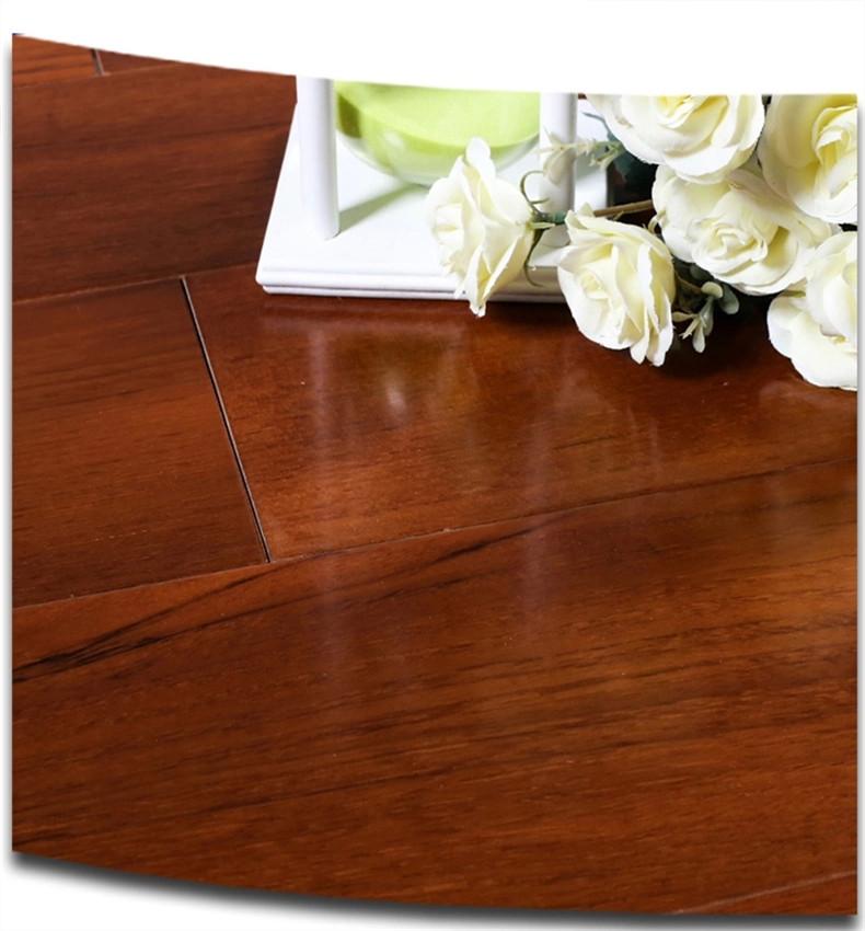 譽豐 柚木實木復合地板 地暖 室內家裝主材 天然環保