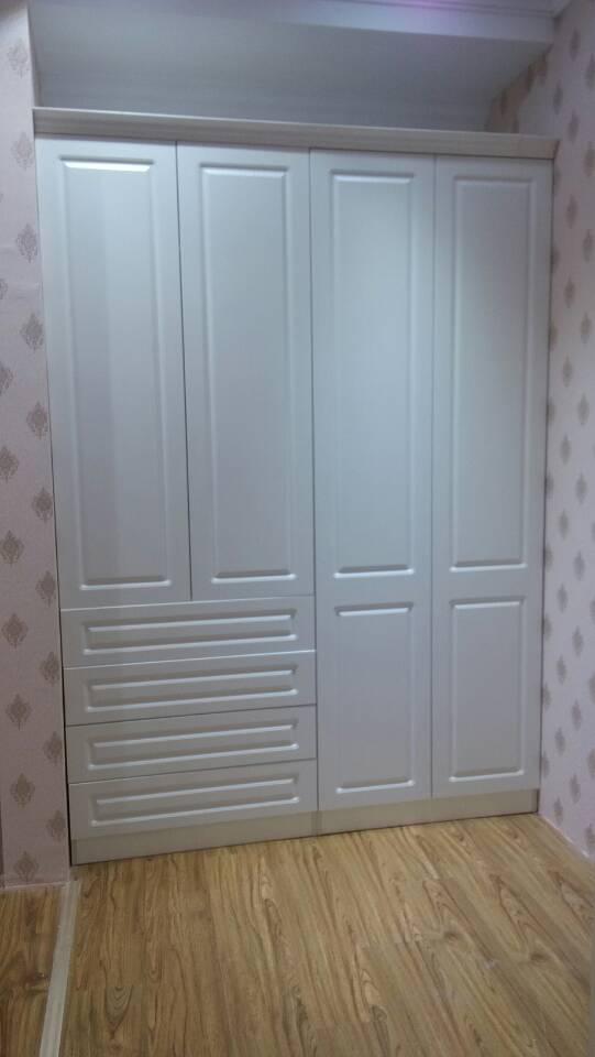 对开门衣柜