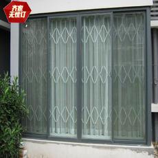 活动窗-富贵版 阳台防盗门、庭院活动门、隐形门、防盗窗